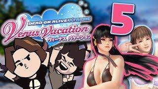 Download Dead or Alive Venus Vacation: Blockin' It! - PART 5 - Game Grumps Video