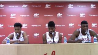 Download IU players postgame: Mississippi Valley State: Nov. 27, 2016 Video