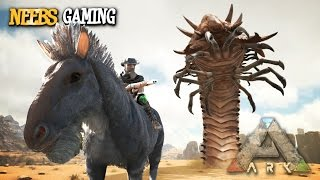 Download Ark: Survival Evolved - The Deathworm!!! Video