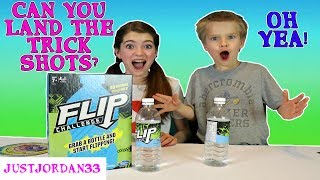 Download Flip Challenge- Bottle Flipping / JustJordan33 Video