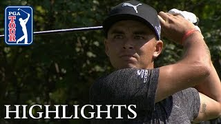 Download Rickie Fowler's extended highlights | Round 2| BMW Championship Video
