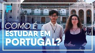Download Como é Estudar em Portugal? Nota do ENEM, Intercâmbio, Bolsas, Custo de Vida Video