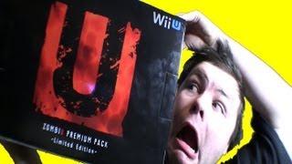 Download Wii U Zombi U Premium Pack Unboxing Video