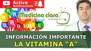 Download Vitamina A ¿Qué ocurre si nos falta vitamina A?   Medicina Clara. Video