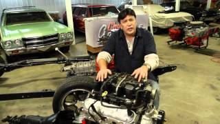 Download LS Engine Swap On A Budget - Part 1 - Chassis Intro, Oil Pan & Engine Mounts Video