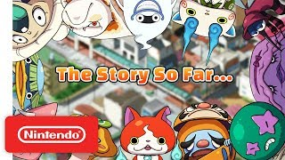 Download YO-KAI WATCH 3 - The Story So Far - Nintendo 3DS Video