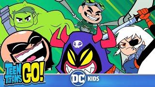 Download Teen Titans Go! | The Best Villains | DC Kids Video