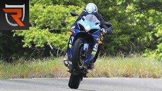 Download 2017 Suzuki GSX-R1000 Street Test Review Video | Riders Domain Video