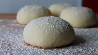 Download Italienischer Pizzateig Selber Machen (Rezept) || Italian Pizza Dough (Recipe) || [ENG SUBS] Video