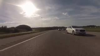 Download Kawasaki H2 vs state trooper Video
