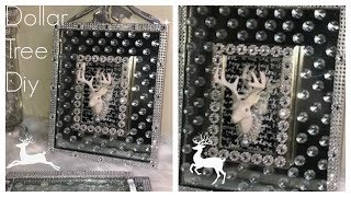 Download DIY - DOLLAR TREE WALL ART - DEER Video