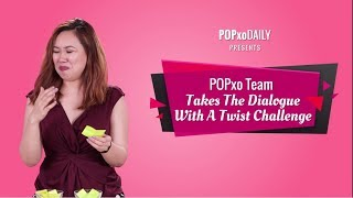 Download POPxo Team Takes The Dialogues With A Twist Challenge - POPxo Video
