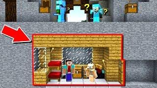 Download 100% HIDDEN MINECRAFT TRAP HOUSE! (Minecraft Trolling) Video
