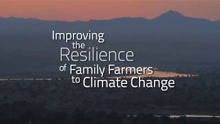 Download Improving the resilience of family farmers to climate change Video