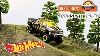 Download Hot Wheels HOT TRUCKS Play Hard and Work Harder | Hot Wheels Video