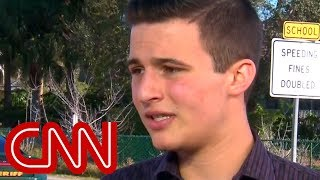 Download Parkland student makes demand to lawmakers Video