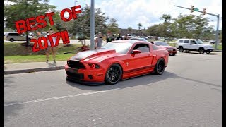 Download Best Mustang Pullouts/Burnouts of 2017! Video