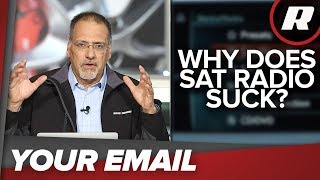 Download Your Email: Why does Satellite Radio suck? Cooley explains Video
