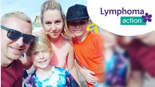 Download Talking to your children about lymphoma: Natasha's story Video