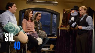 Download Anthony Coleman Takes Another Puppet Class - SNL Video