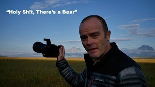 Download ″Holy Sh!t, There's a Bear″ - A Morning of Photography in Jackson Hole Video