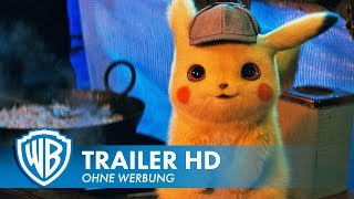 Download POKÉMON MEISTERDETEKTIV PIKACHU - Offizieller Trailer #1 Deutsch HD German (2019) Video