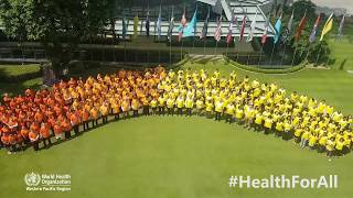 Download WHO's work towards Universal Health Coverage in countries Video