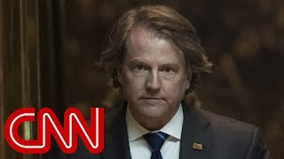 Download NYT: White House counsel McGahn cooperated 'extensively' with Mueller probe Video