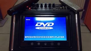 Download Караоке DVD комбоусилитель MBA DV-10B Mese Video