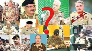 Download Who will be next Army Chief of Pakistan? Video