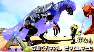 Download ARK: SURVIVAL EVOLVED - NEW BIONIC THERIZINOSAURUS & PIKACHU !!! E04 (MODDED ARK MYSTIC ACADEMY) Video