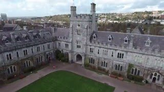 Download University College Cork by Drone Video