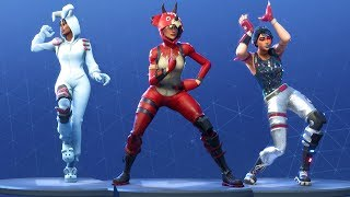 Download Fortnite All Dances Season 1 to 4 Video