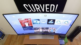 Download Curved TVs: Explained! Video