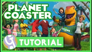 Download 🎡 Starting Out - Beginner's Guide #1 | Planet Coaster Tutorial Video