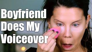 Download BOYFRIEND Does My VOICEOVER | Makeup Tutorial Video
