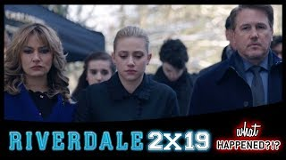 Download RIVERDALE 2x19 Recap: ″Prisoners″ - The Truth About Chic & BIG Black Hood Clue | 2x20 Promo Video