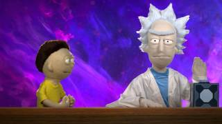 Download Rick and Morty Summon Mr. Meeseeks for a Very Important Task Video