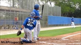 Download Vladimir Guerrero Jr. - Toronto Blue Jays - MiLB ST full RAW video Video