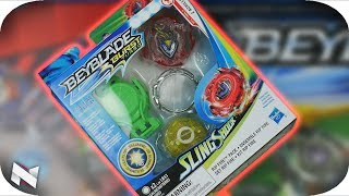 Download RIP FIRE Z Achilles A4 UNBOXING + TEST!! || Beyblade Burst Turbo Unboxing Video
