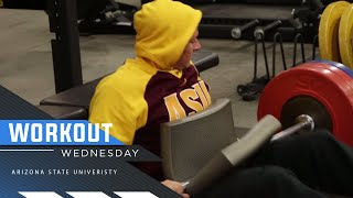 Download Workout Wednesday: Arizona State Video