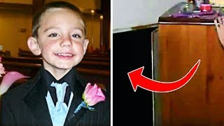Download He Went Missing For 2 Years, Then Parents Look Behind The Dresser. Video