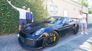 Download Taking Delivery Of A 2019 Porsche GT2RS *It's Amazing* Video