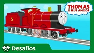 Download Thomas e Seus Amigos: Novas Peças para James Video