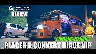 Download Hiace VIP 20 Feet Long (Placer X Convert to Hiace) OMG Video