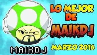 Download LO MEJOR DE MAIKDJ #1 - MARZO 2016 Video