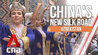 Download How will China's Belt and Road initiative impact Uzbekistan? | The New Silk Road | Full Episode Video