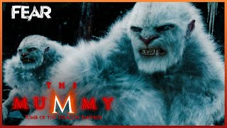 Download Yetis Come To The Rescue | The Mummy: Tomb Of The Dragon Emperor Video