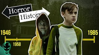 Download IT: The History of Bill and Georgie Denbrough | Horror History Video