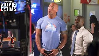 Download Go Behind the Scenes of Central Intelligence (2016) Video